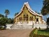 Der Königspalast in Luang Prabang