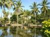 Im Garten des Königspalast, Luang Prabang