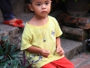 Ein kleiner laotischer Junge