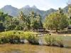 Auf dem Weg zu Tham Sang, der so genannten Elephanten-Höhle