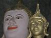 In der Tham Sang-Höhle sind einige Buddha-Figuren zu bewundern