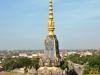 Detail von Wat Si Saket in Vientiane
