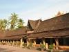 Wat Si Saket ist der älteste erhaltene Tempel in Vientiane