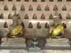 Im buddhistischer Wat Si Saket