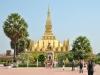 Die Große Stupa - die Pha That Luang