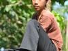 Laotischer Junge, Vang Vieng