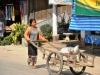 Laos, Luang Prabang, man fühlt sich zurück versetzt in eine andere Zeit
