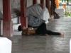 Die laotische Gelassenheit macht sich auch im allgemeinen Straßenbild bemerkbar
