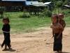 Impressionen aus einem laotischen Dorf in der Nähe von Huay Xai