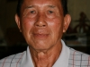 Porträt eines laotischen Mannes