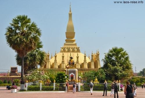 Der Pha That Luang