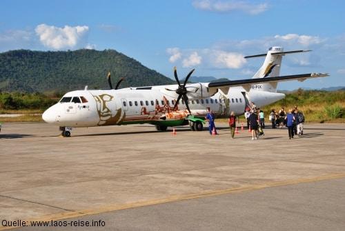 Rundreise / Routentipps für Laos