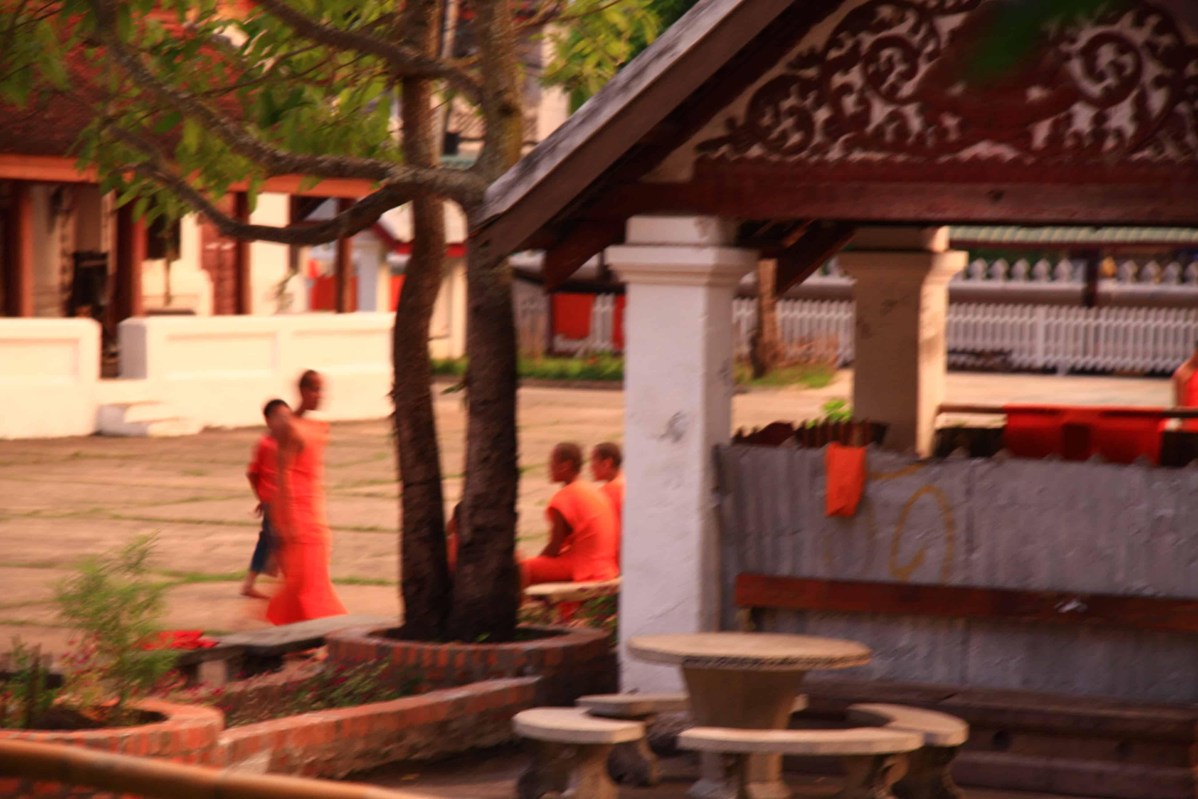 Luang Prabang - ein Reisebericht