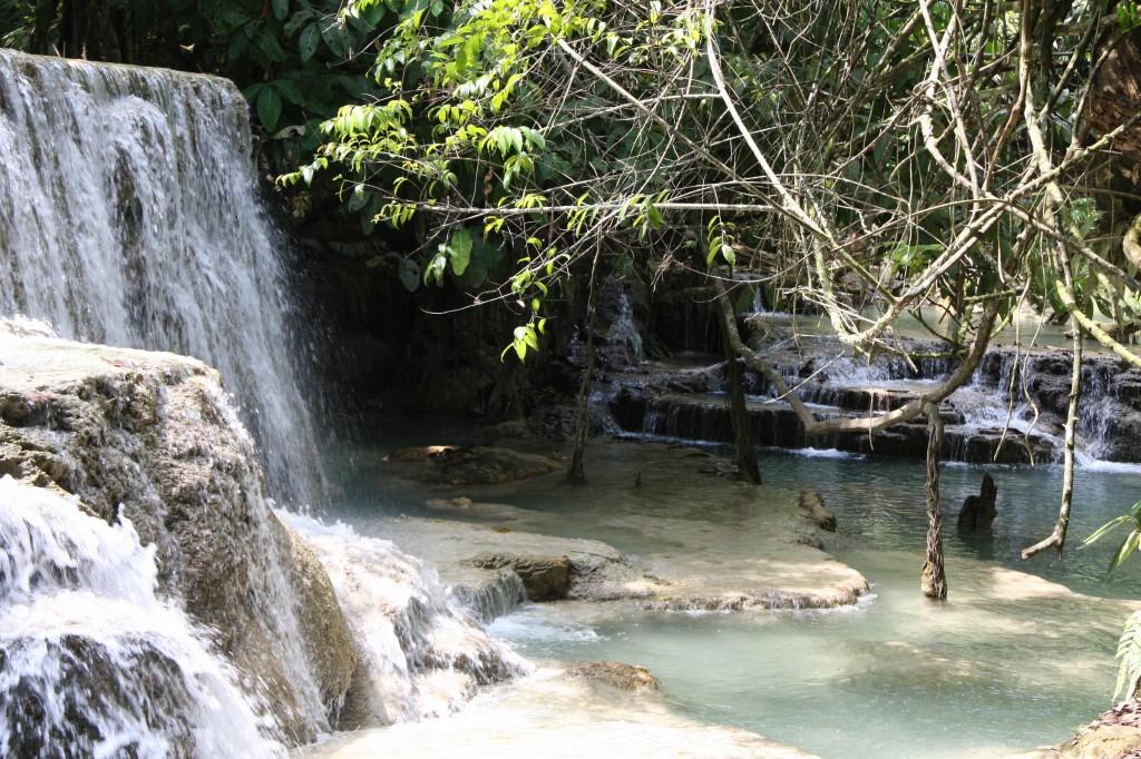 Einzigartige Natur in Laos