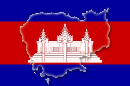 Reisen von Laos nach Kambodscha