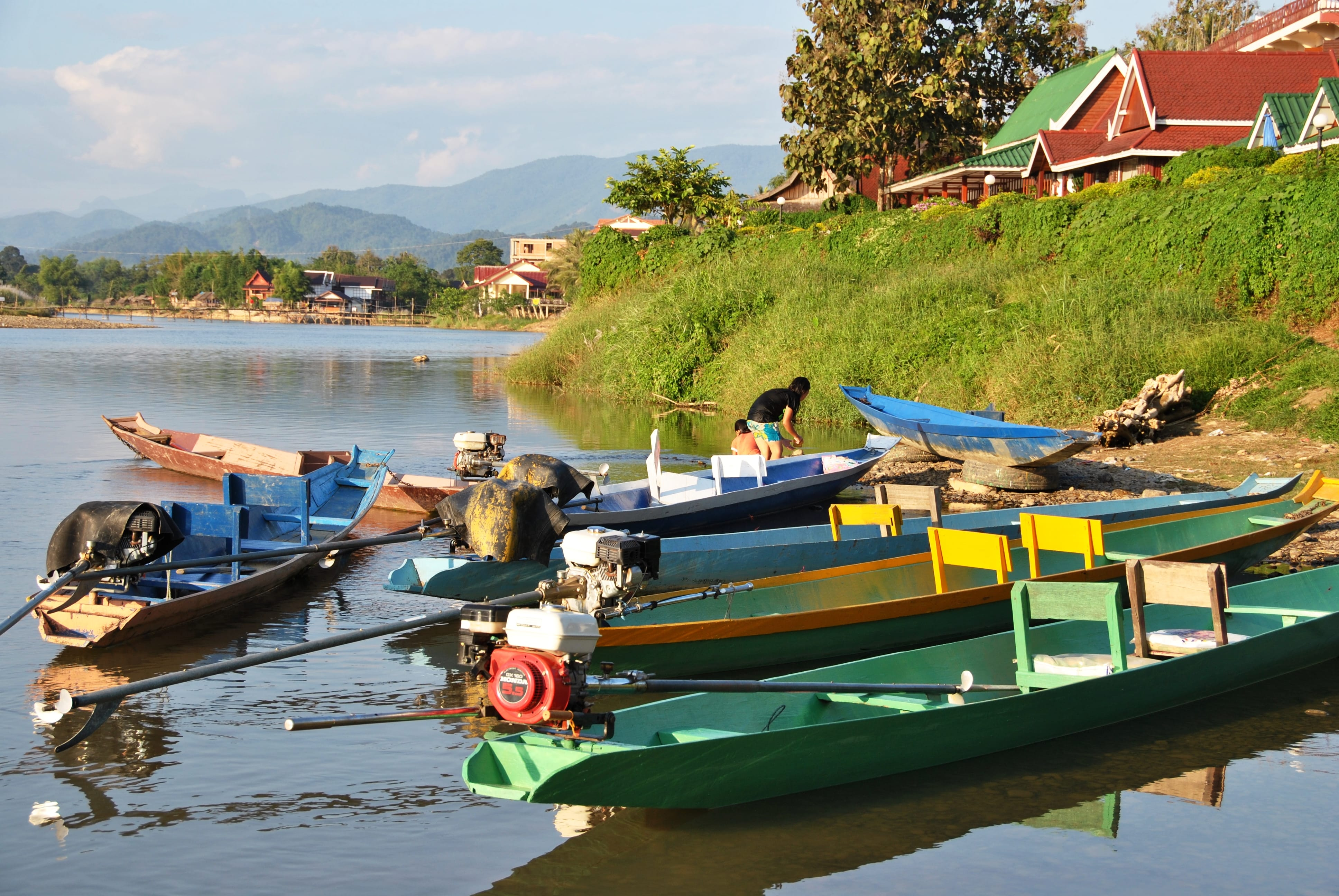 Luang Prabang Reisebericht