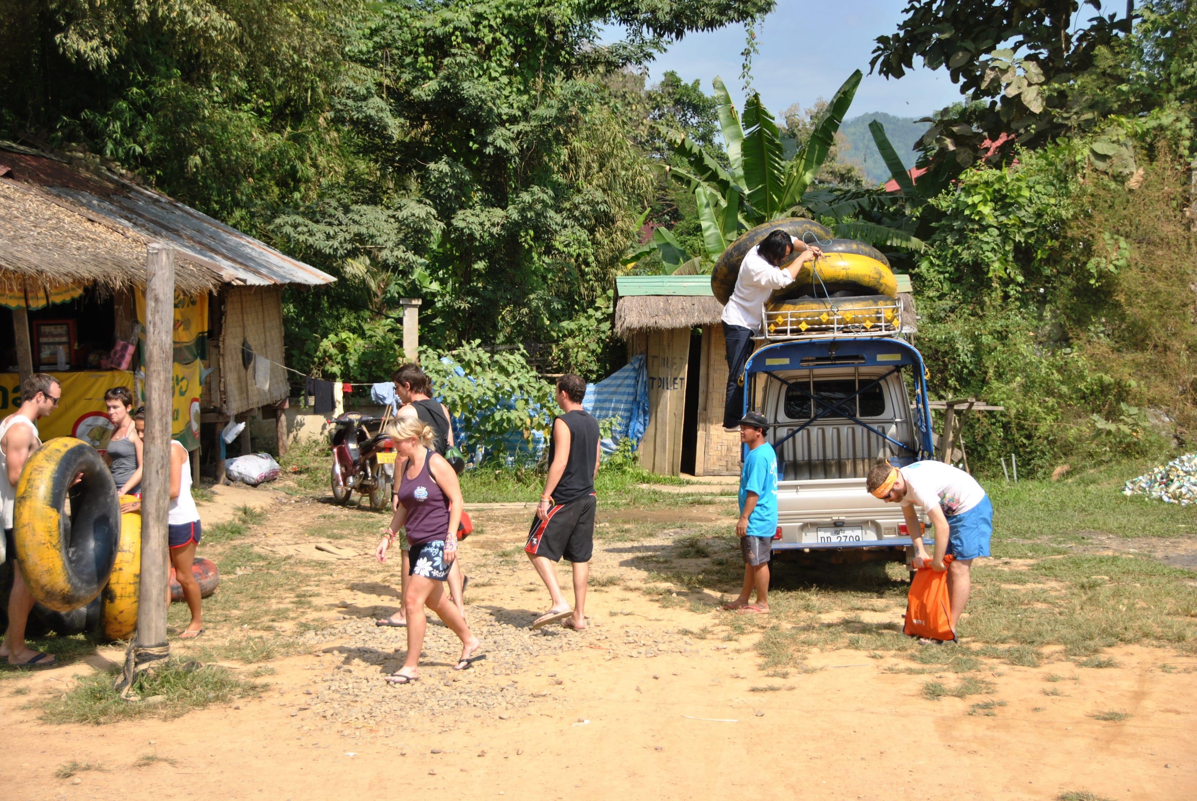 Ist die Party in Vang Vieng vorbei? Laotische Regierung will durchgreifen...