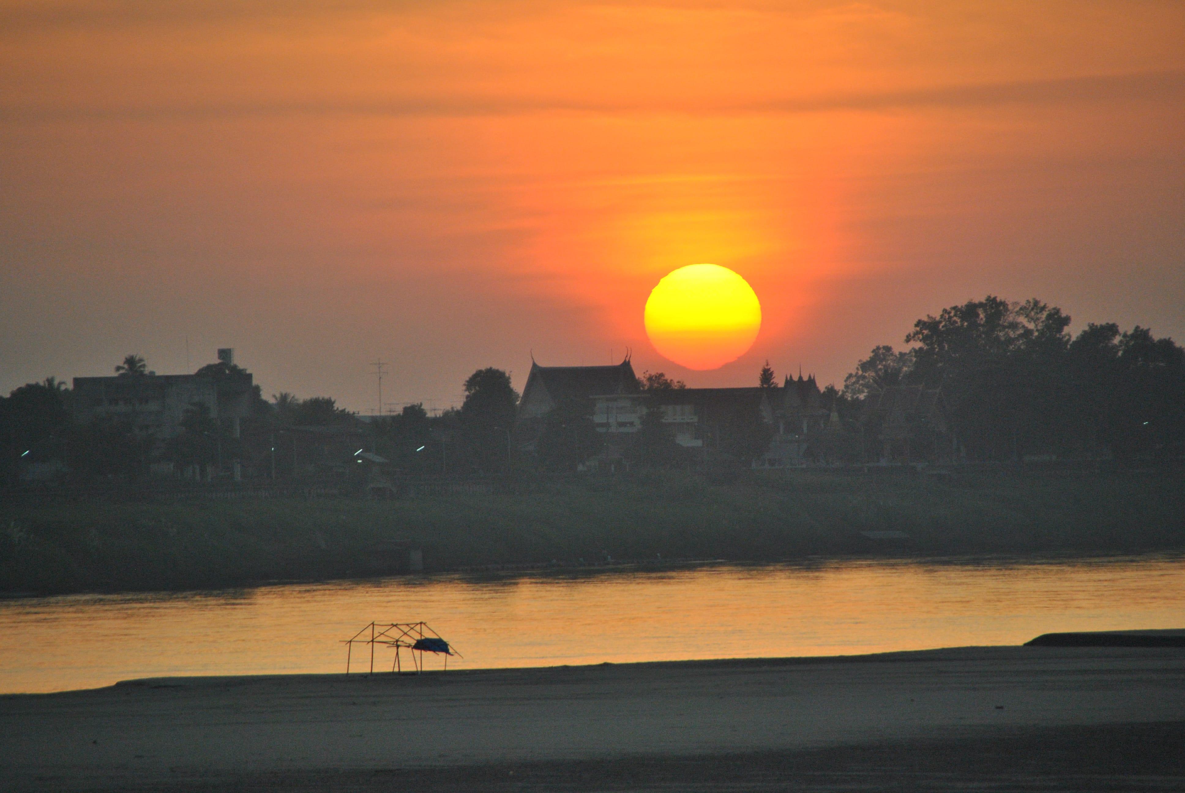 Bild von Regionen von Laos