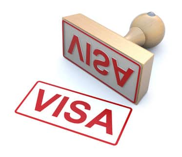 Bild von Visa on Arrival