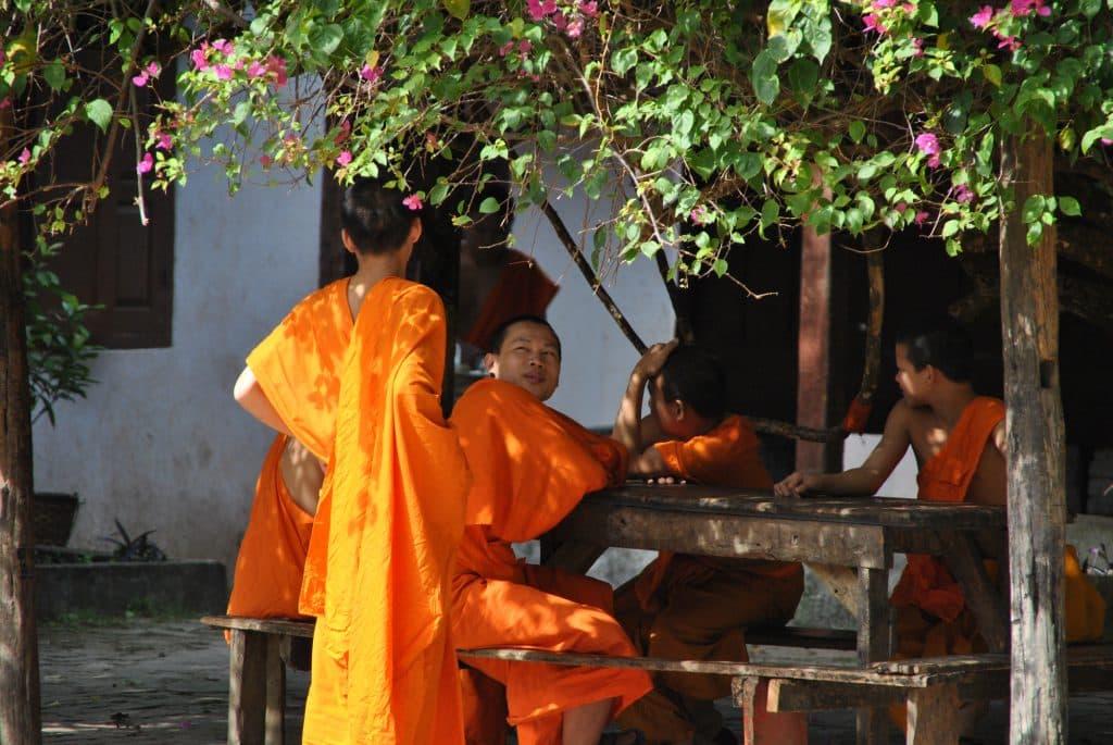 Lao ist die Muttersprache von 6 Millionen Laoten