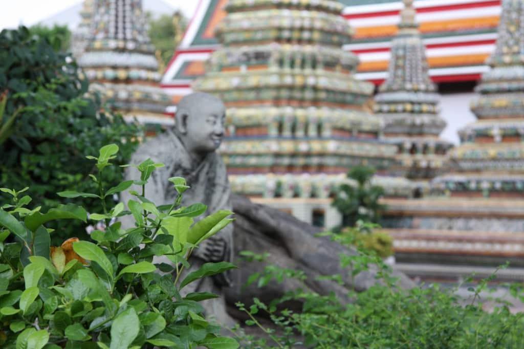 Eindrücke vom Königspalast in Bangkok