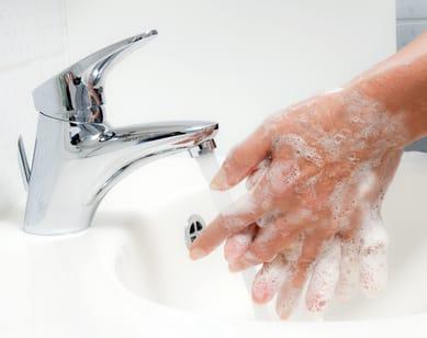 Hygiene ist auf Reisen in Südostasien wichtig