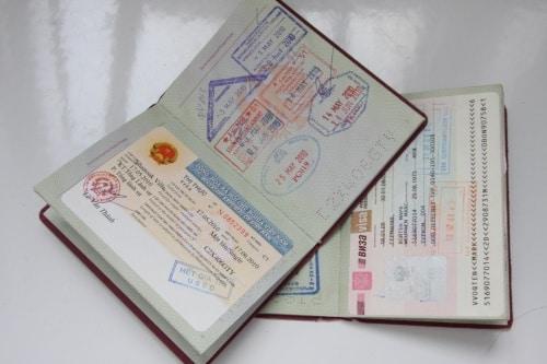Visum für Laos