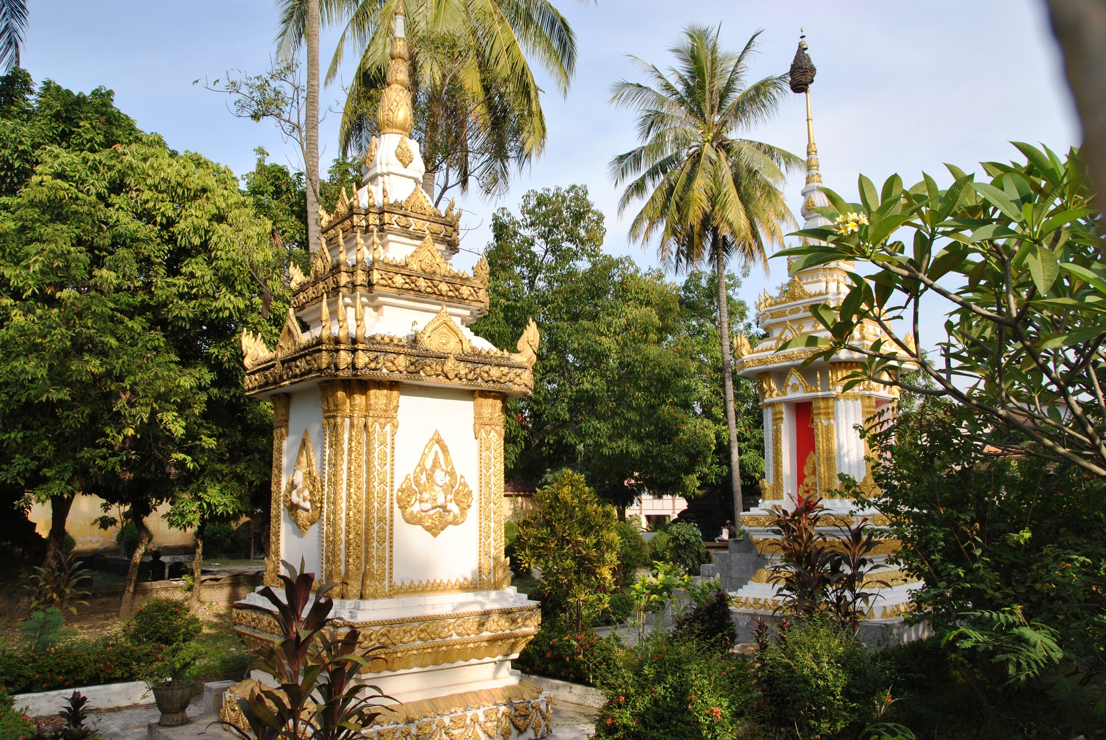 Laos Reisebericht: Vientiane und Luang Prabang
