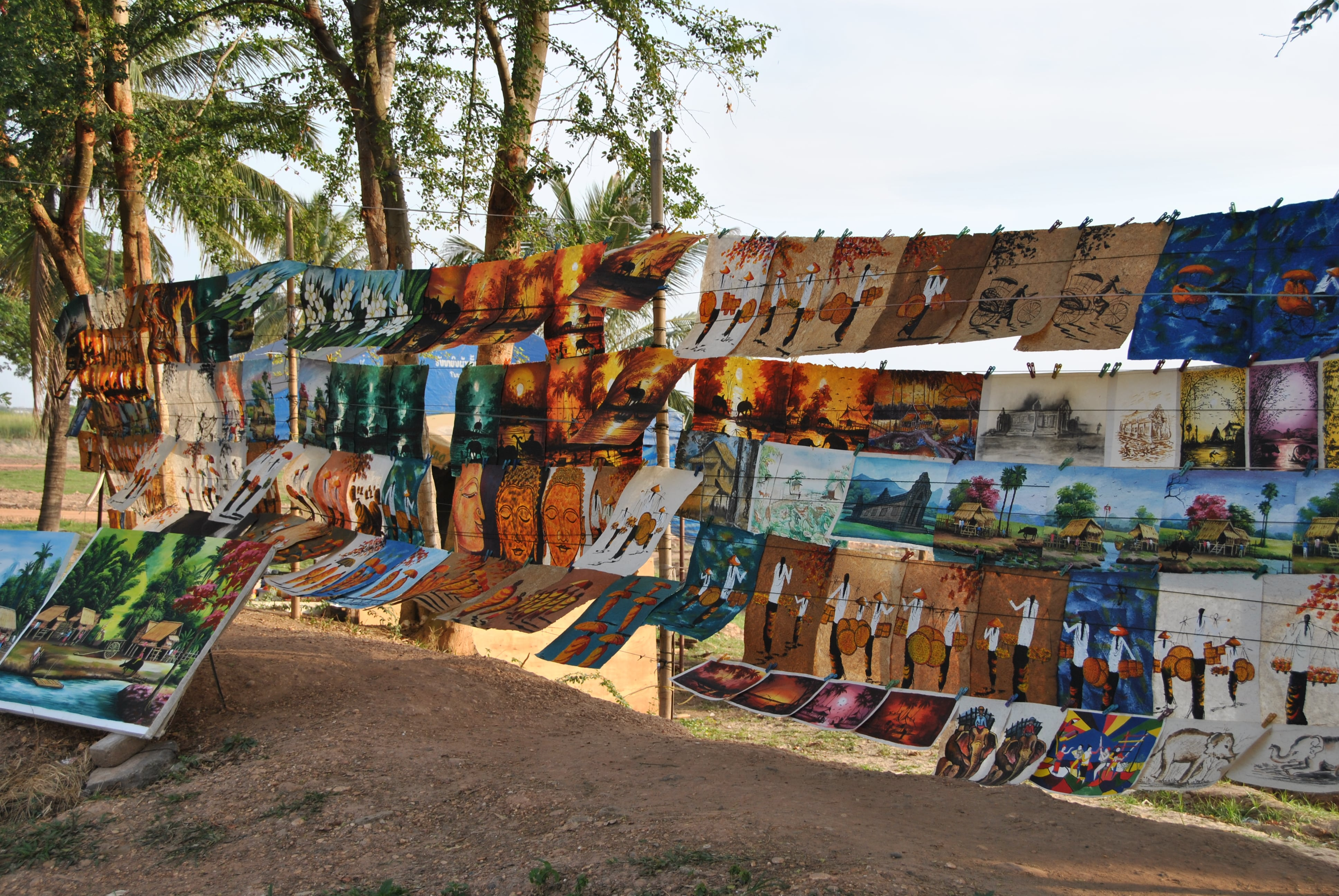Kunst und Kultur in Laos